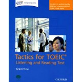 Tactics for TOEIC: Listening & Reading Tests Pack