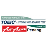 Air Asia TOEIC Listening & Reading (Penang)