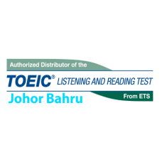 TOEIC Listening & Reading-Public Test Session Johor Bahru (Family Package For 2 Family Members With 20% Discount)