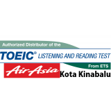 Air Asia TOEIC Listening & Reading (Kota Kinabalu)