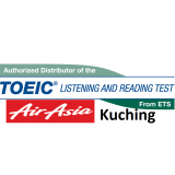 Air Asia TOEIC Listening & Reading (Kuching)