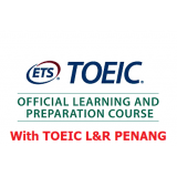 TOEIC OLPC With TOEIC L&R Test (Penang)
